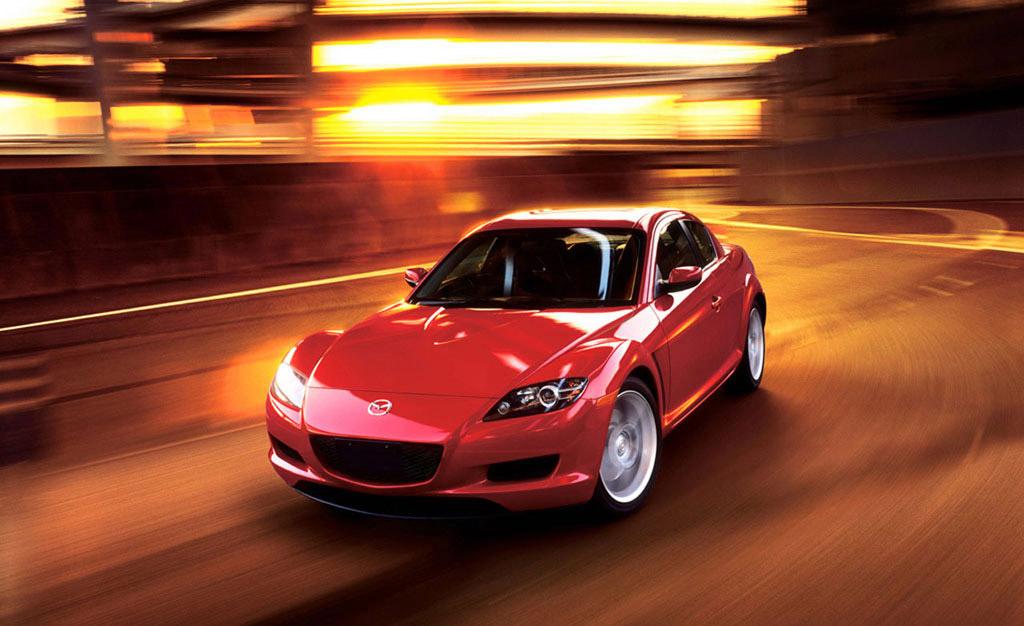 Описание Mazda RX 8
