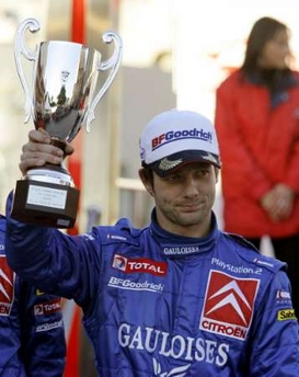 S.Loeb – чемпион мира 2004, 2005 и 2006