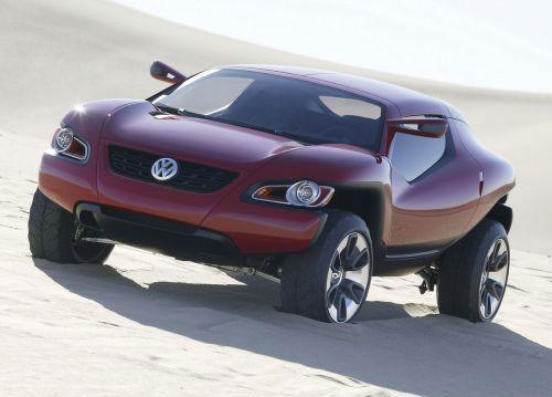 Volkswagen VW Concept T