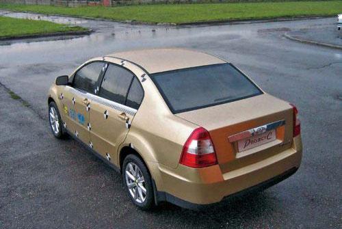 Седан ВАЗ-2116