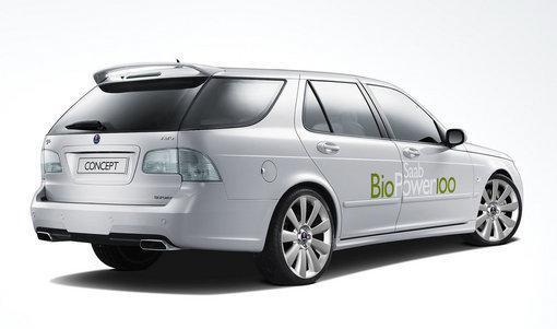 Saab Biopower 100