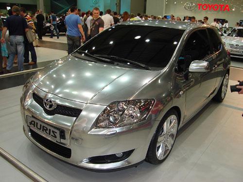 Toyota Auris2