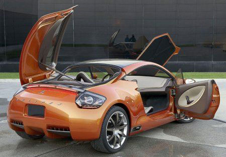 Mitsubishi Eclipse 2007