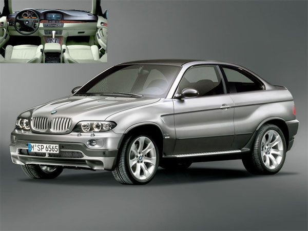 BMW X5 Coupe