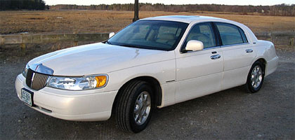 Lincoln Towncar Signature 2001