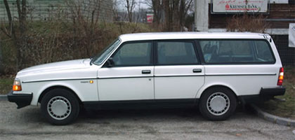 Volvo 240 GL 1993