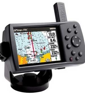 GPSMAP 267C - классика автонавигации