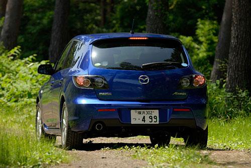 Mazda Axela Sport / Mazda Speed Axela, 2006