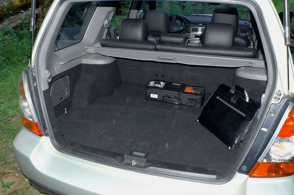 Subaru Forester 2,5 XT