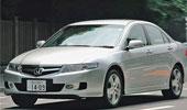 Тест-драйв Honda Accord Diesel 2006