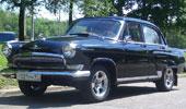 50 лет ГАЗ-21 Волга
